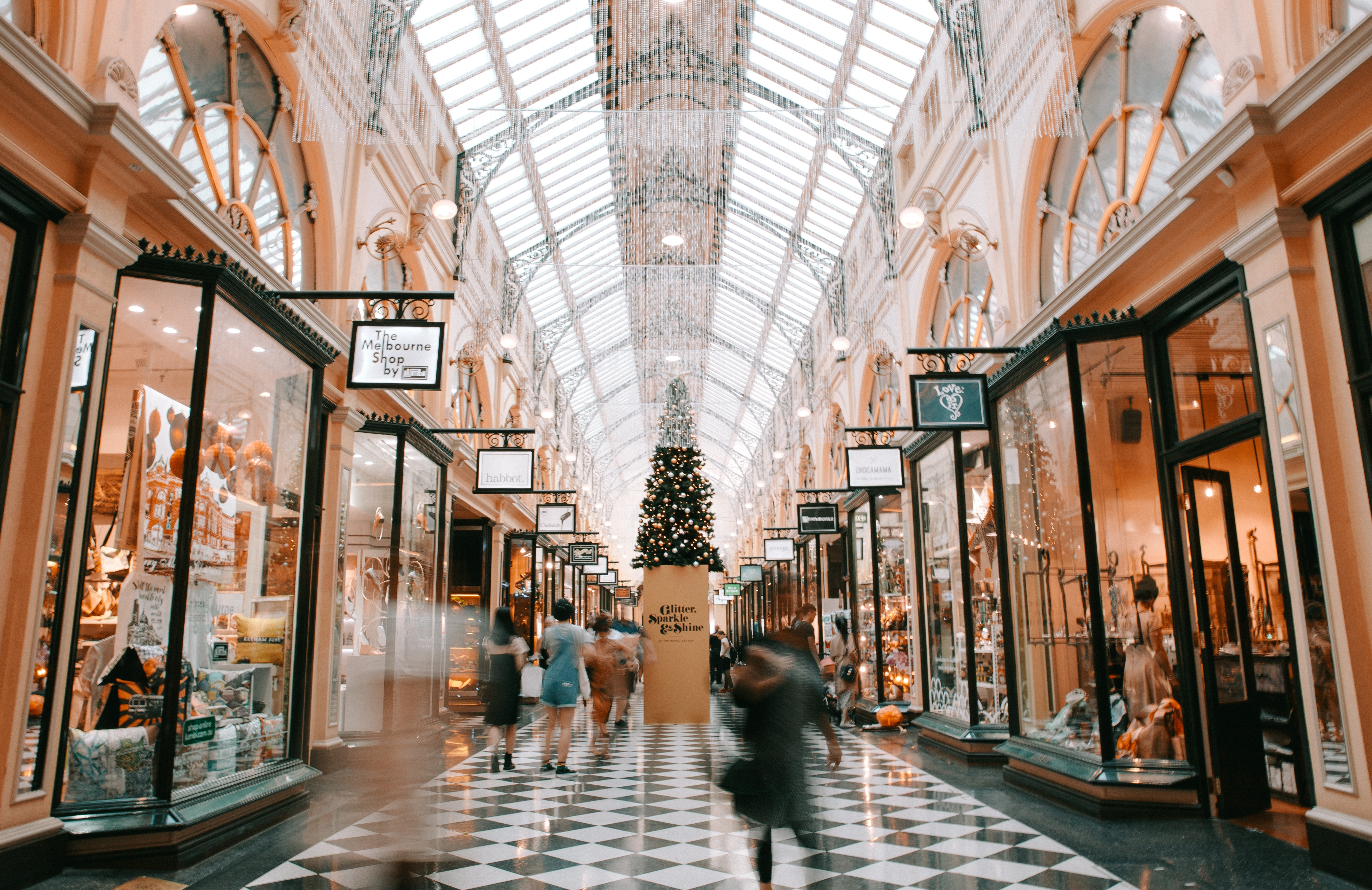 Christmas shopping – done right, with a plan!